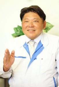 ソーラー アウトソーシング部 課長 江川浩 さん